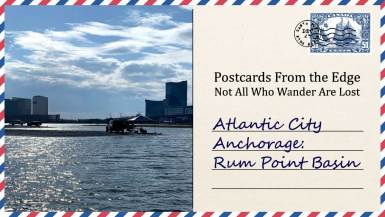 Atlantic City Anchorage: Rum Point Basin
