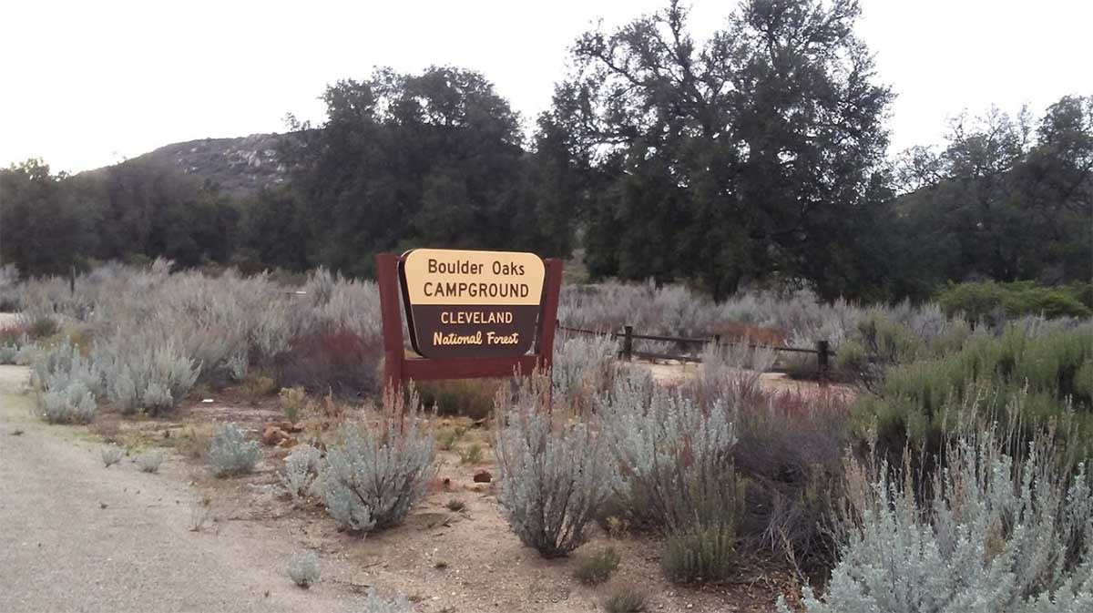 Boulder Oaks Campground – Campo, CA