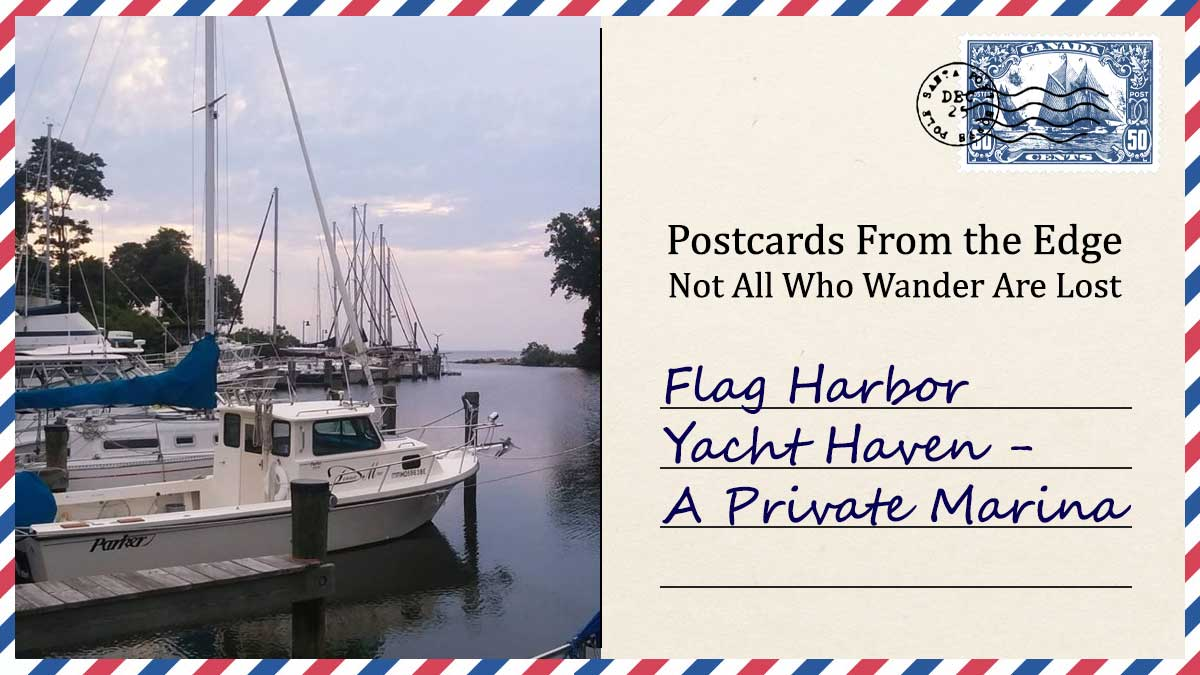 Flag Harbor Yacht Haven - A Private Marina