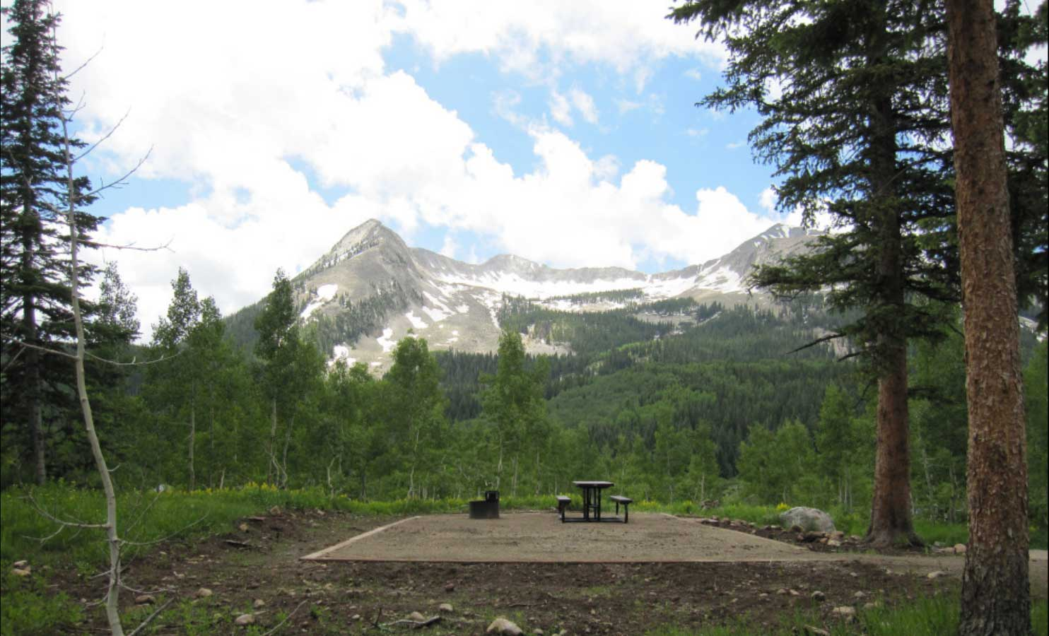 Lost Lake Campground – Paonia CO