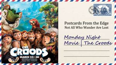 Monday Night Movie | The Croods