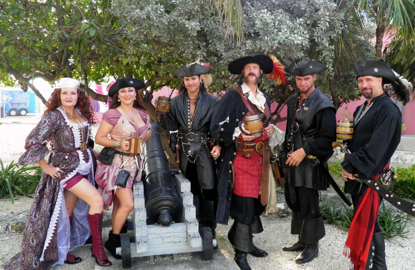 Pirates Week Festival George Town, Cayman Islands 10-20 November