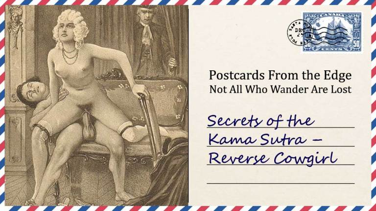 Secrets of the Kama Sutra – Reverse Cowgirl