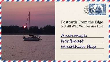 Anchorage: Northeast Whitehall Bay