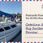 Catalina 25 Tall Rig Sailboat Review