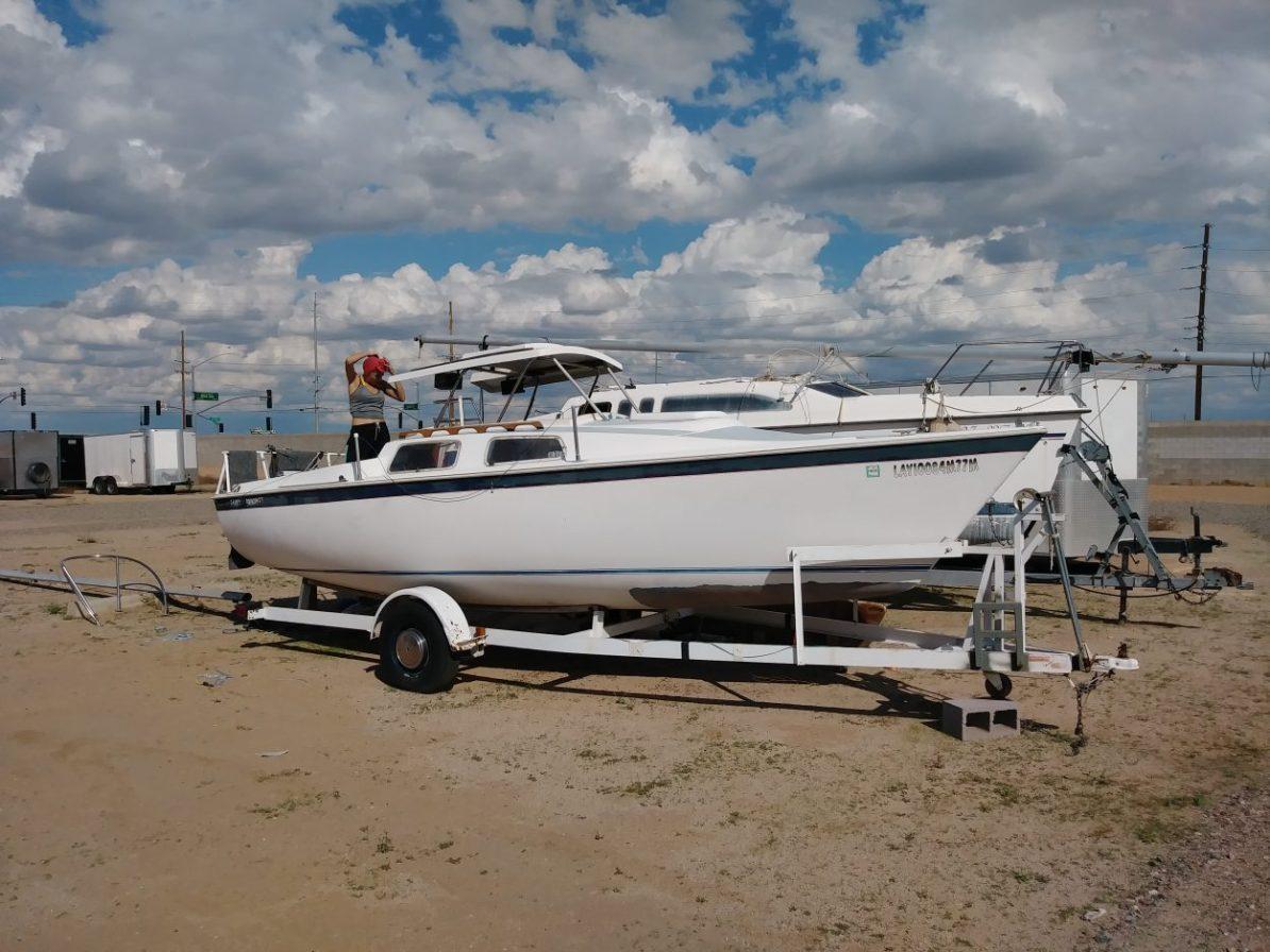 Laguna Windrose 22 MK1 Sailboat