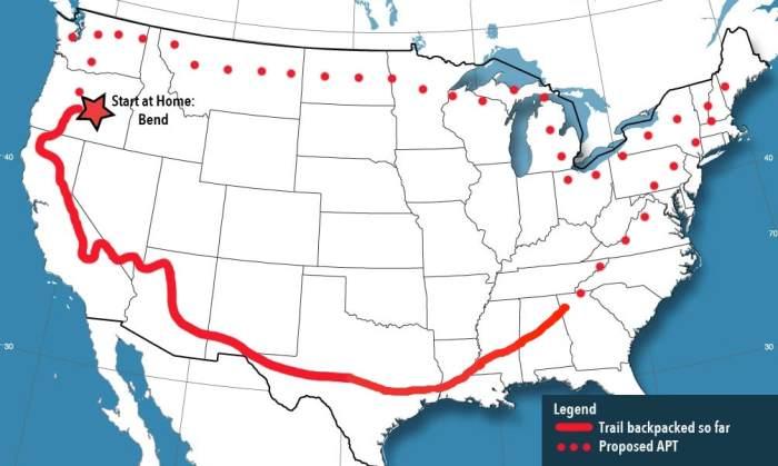 American Perimeter Trail Project