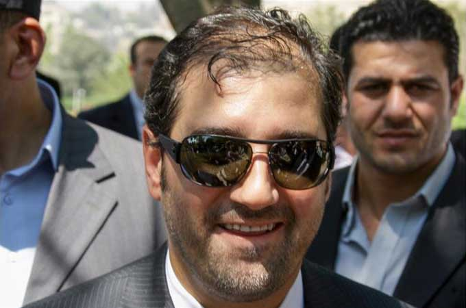 President Bashar al-Assad's cousin Rami Makhlouf