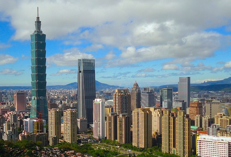 China considers Taiwan part of its territory