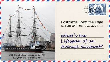 What's the Lifespan of an Average Sailboat?