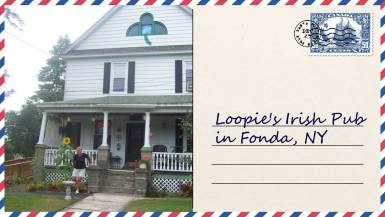 Loopie's Irish Pub in Fonda, NY