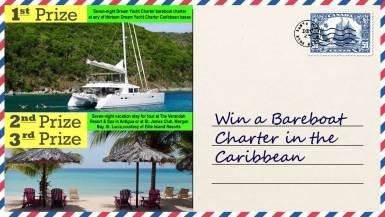 Win a Bareboat Charter