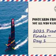 2021 Prada Cup Final ~ Day 1