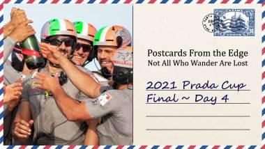 2021 Prada Cup Final ~ Day 4