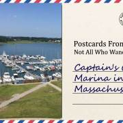 Captain's Cove Marina in Quincy Massachusetts