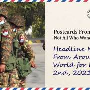 Headline News From Around the World for February 2nd, 2021