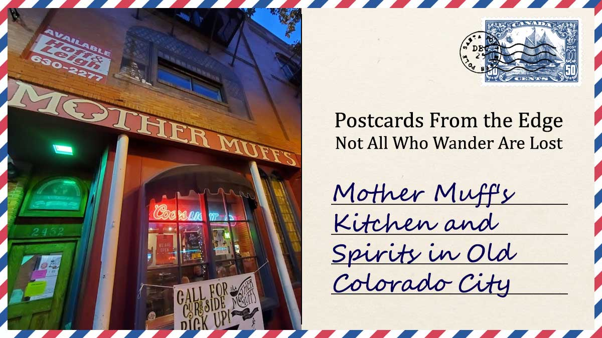 Mother Muff's Kitchen and Spirits in Old Colorado City