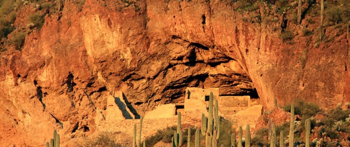 Lower Cliff Dwelling NPS Photo/ J. Smith