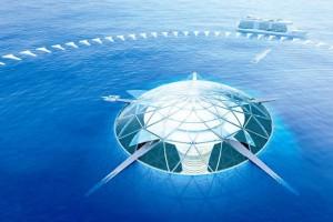 Ocean Spiral puerto