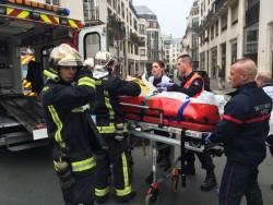 yihadistas atacan Charlie Hebdo