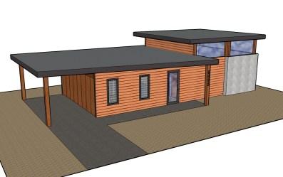 sketchup 3d drawings google exterior hill studio rose