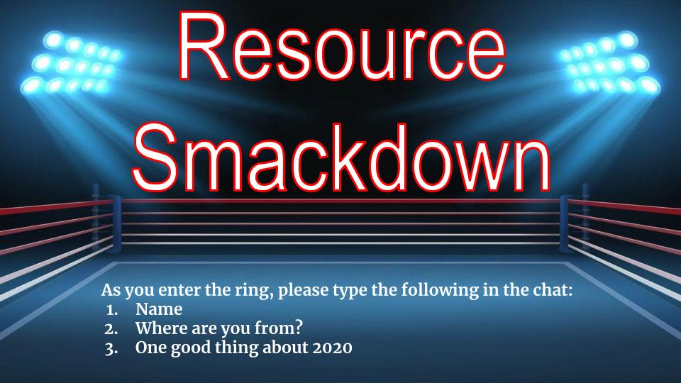 resource smackdown