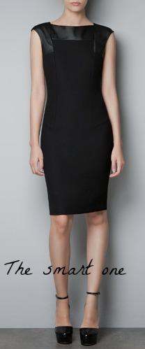 Zara dress, FrOctober