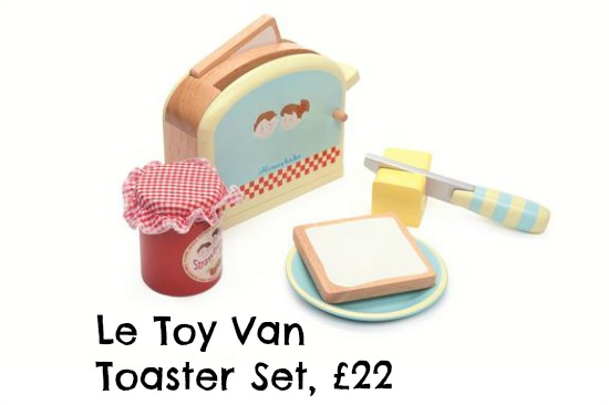Toaster Set For Toddlers