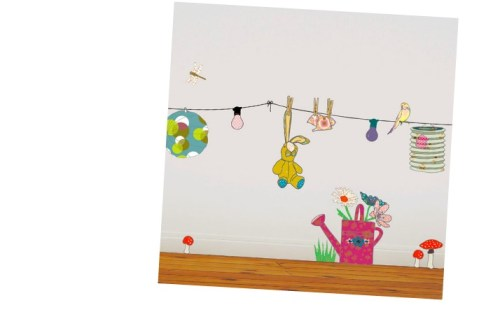 Wall art for kids