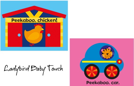 Ladybird Baby Touch app for kids