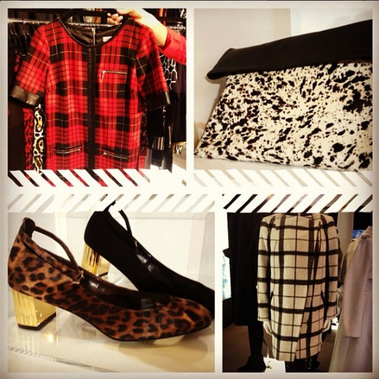 Alison Perry's favourite things from Marks and Spencer AW/13 press day