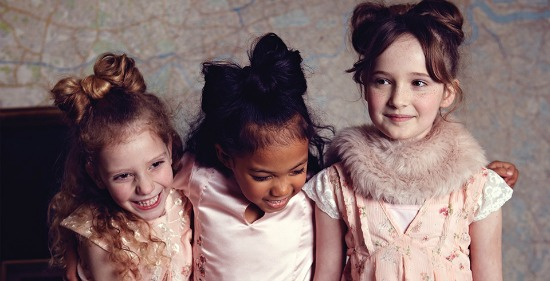 Vintage Inspired Kids' Clothing From Their Nibs