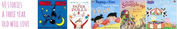 40 books pre-schools will love