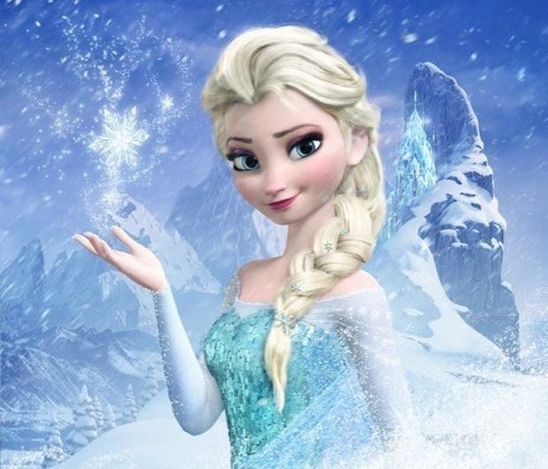 Frozen's Elsa