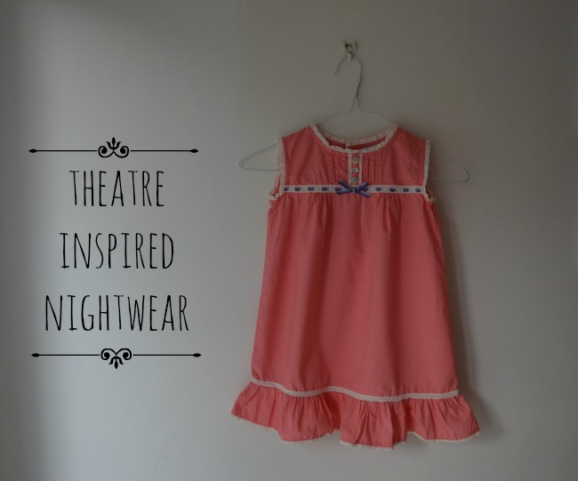 Atticus and Gilda nightwear