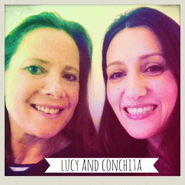 Lucy and Conchita, Atticus and Gilda