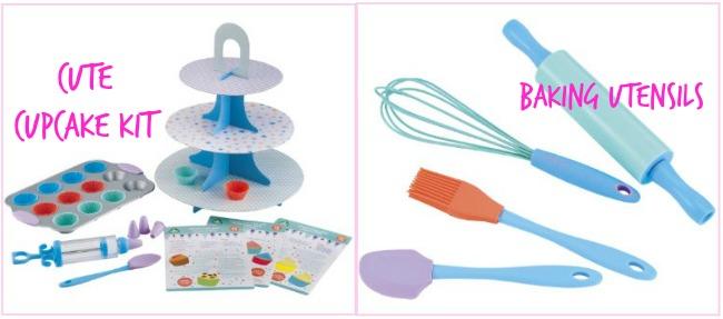 ELC Mothercare baking kit