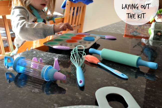 Early Learning Centre baking kit