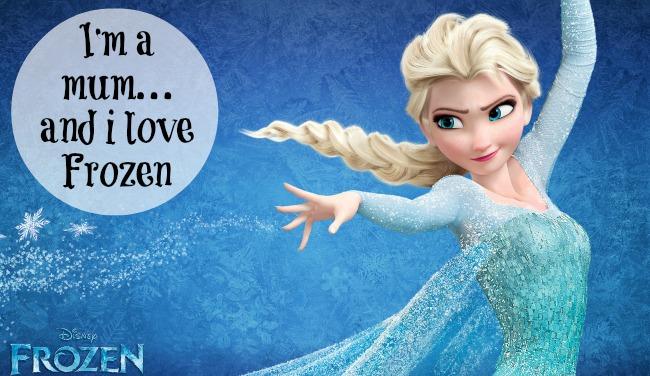 Confession: I love Frozen