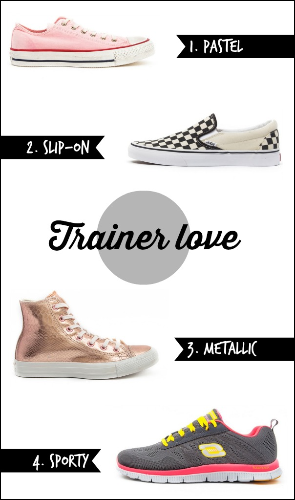 Gorgeous trainers