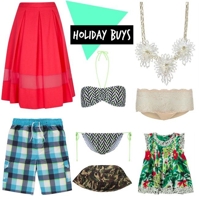 Holiday buys