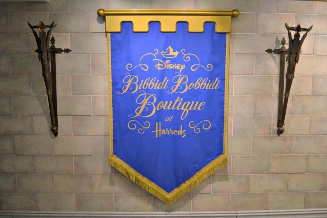 Bibbidi Bobbidi Boutique Harrods