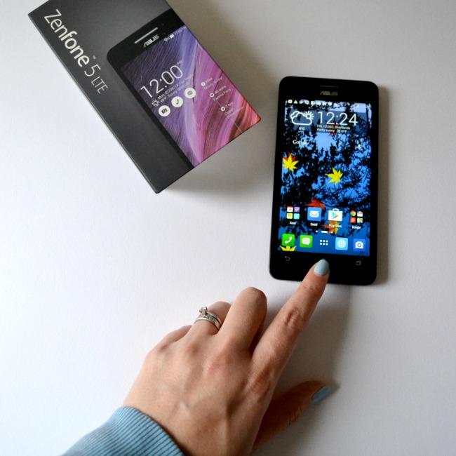 ASUS Zenfone LTE