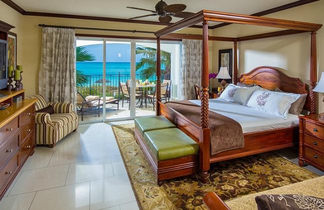 Italian village room, Beaches Turks and Caicos