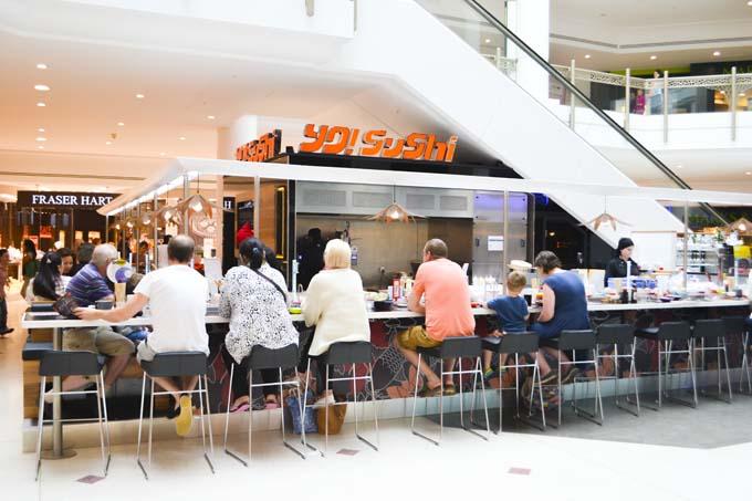 Yo! Sushi, Bromley