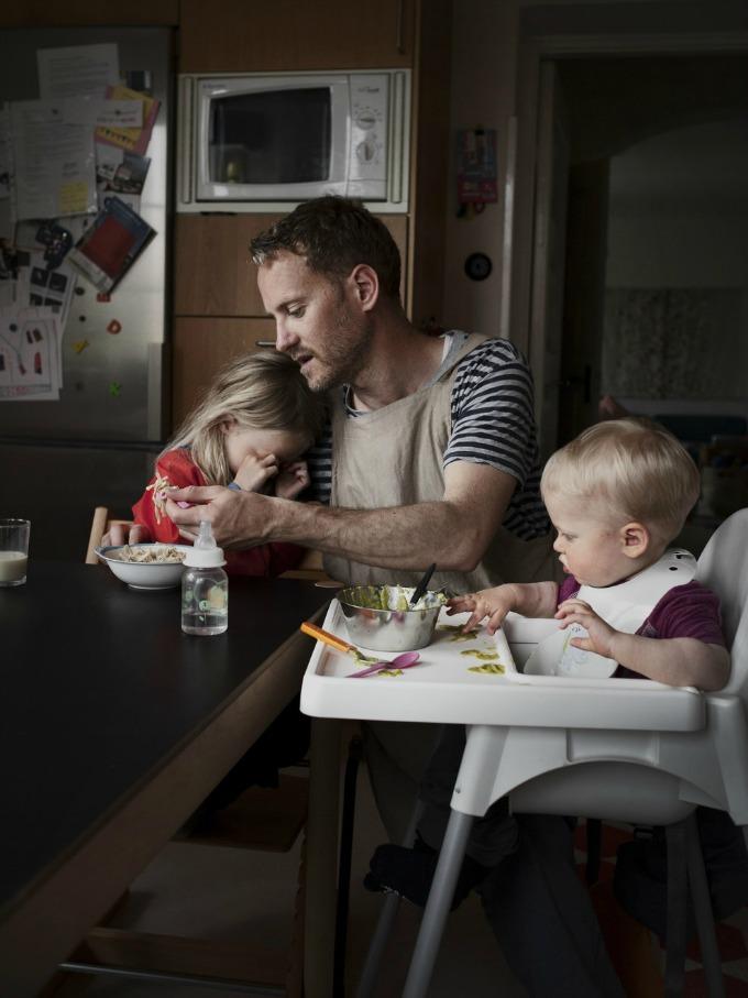 Swedish Dads, Johan Bävman