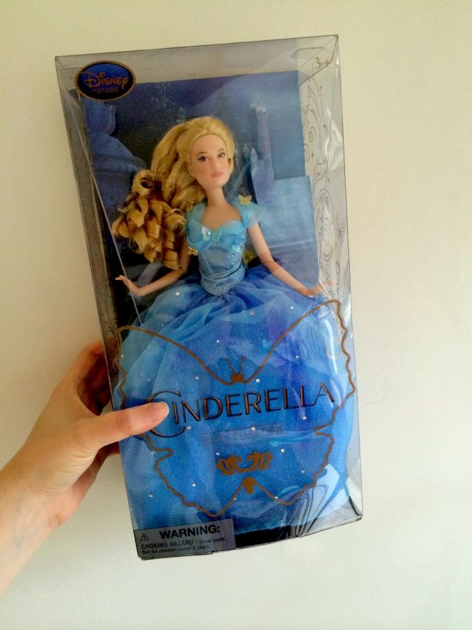 Disney Cinderella doll 2015