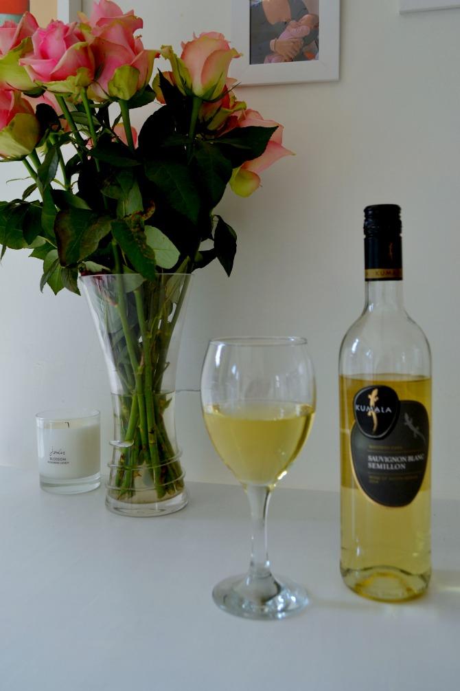 Kumala white wine