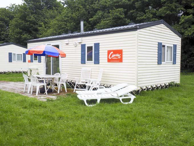 Canvas-holidays-Duinrell-caravan