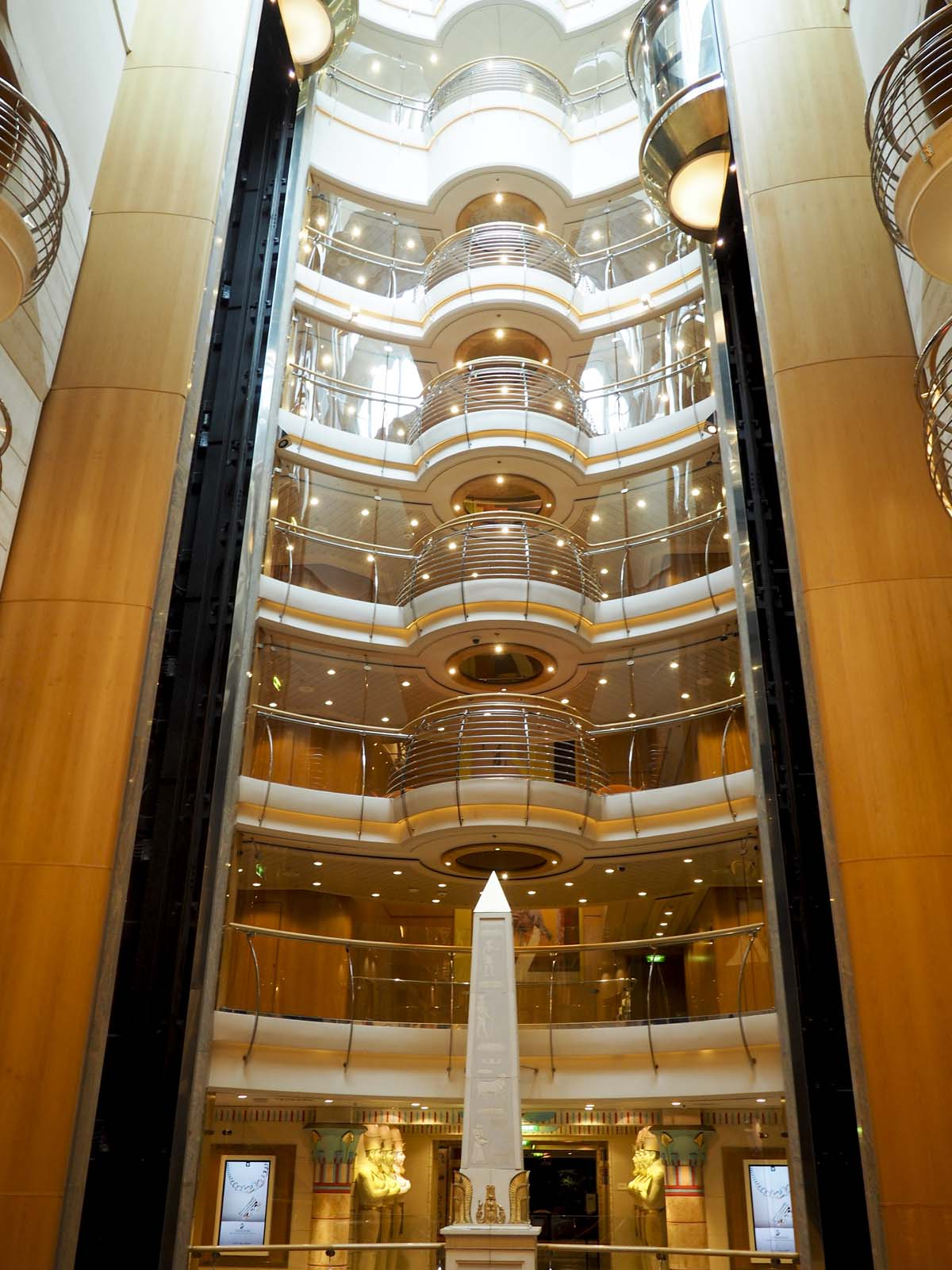 Independence of the seas - Royal Caribbean
